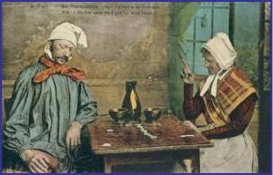Carte postale ancienne, image fournie par Jean-Philippe Joly