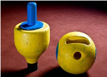 Quille et boule, photographie de Benoit Bremer (benoitbremer.com)
