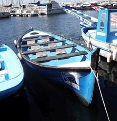 Barque, photographie de Marie-Véronique Amella