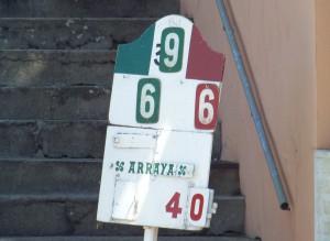 Compteur de points, hotographie fournie par Cendrine Lagoueyte