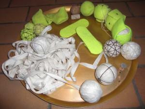 La confection des balles, photographie du site jdpfontainebleau